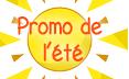 Promotion de l'été